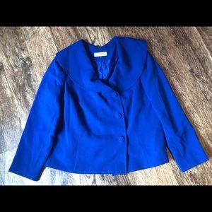 Beautiful Royal Blue Blazer